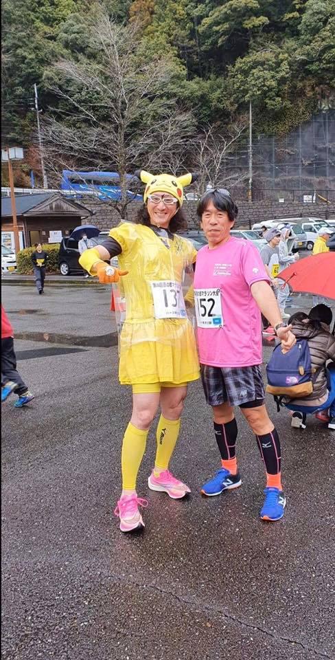 「第44回十津川温泉郷 昴の郷マラソン」に参加